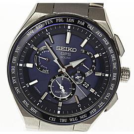 Seiko Astron SBXB155/8X530AV0-2 46mm Mens Watch