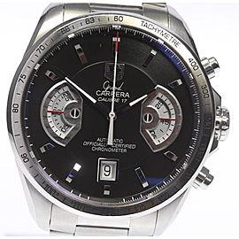 Tag Heuer Grand Carrera CAV511A 43mm Mens Watch