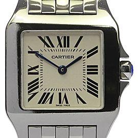 Cartier Santos Demoiselle W25065Z5 26mm Unisex Watch