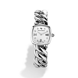 David Yurman Albion T9004QSSTBRAC 23mm Womens Watch
