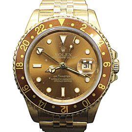 Rolex GMT-Master II 16718 40mm Mens Watch