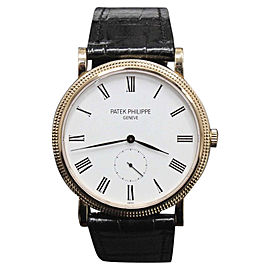 Patek Philippe Calatrava 5110R 36mm Mens Watch
