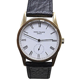 Patek Philippe Calatrava 3796 31mm Mens Watch
