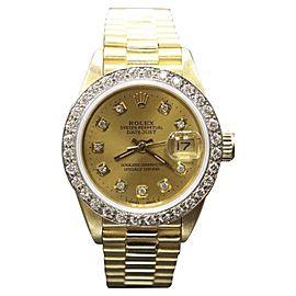 Rolex Datejust 69168 26mm Womens Watch