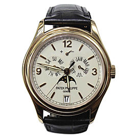 Patek Philippe Annual Calendar Complications 5146R 39mm Mens Watch