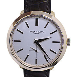 Patek Philippe Calatrava 5123R 38mm Mens Watch