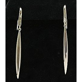Tiffany & Co. 18K 18K White Gold Earrings