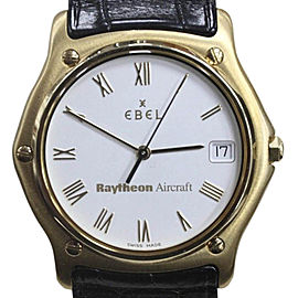 Ebel Classic Wave 1911 / 8187141 35mm Mens Watch