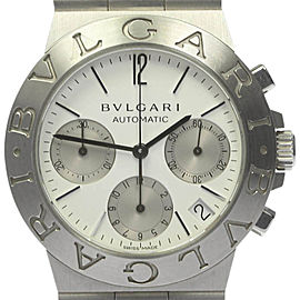 Bulgari Diagono Sports CH35S 35mm Mens Watch