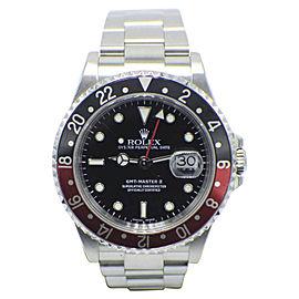 Rolex GMT-Master II 16710 40mm Mens Watch