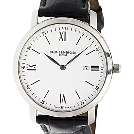 Baume & Mercier Classima Executives MOA10097 39mm Mens Watch