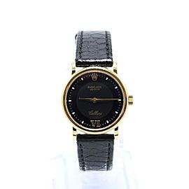 Rolex Cellini 6110 25mm Womens Watch
