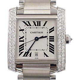 Cartier Tank Francaise 2366 28mm Unisex Watch