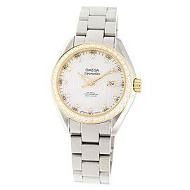 Omega Seamaster Aqua Terra 231.25.34.20.55.004 34mm Womens Watch