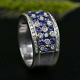 Beautiful Half-Way Fashion Diamond Ring RN-2555