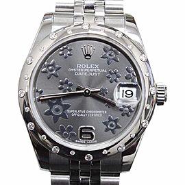 Rolex Datejust 178344 31mm Unisex Watch