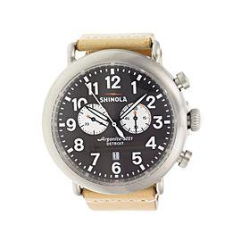 Shinola The Runwell 10000063 47mm Mens Watch
