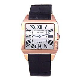 Cartier Santos Dumont W2006951 34.5mm Womens Watch
