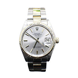 Rolex Date 1500 34mm Unisex Watch