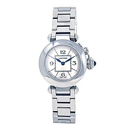 Cartier Miss Pasha W3140007 27mm Womens Watch