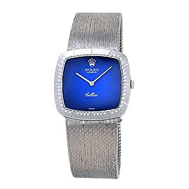 Rolex Cellini CNI 30mm Womens Watch