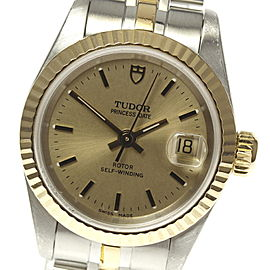 Tudor Date 92414 25mm Womens Watch