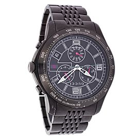 Gucci G-Timeless Chrono YA126217 44mm Mens Watch