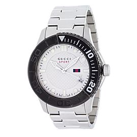 Gucci G-Timeless YA126250 44mm Mens Watch