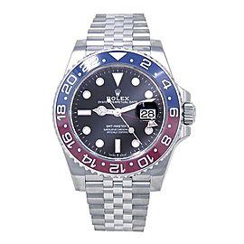 Rolex GMT Master II 126710BLRO 40mm Mens Watch