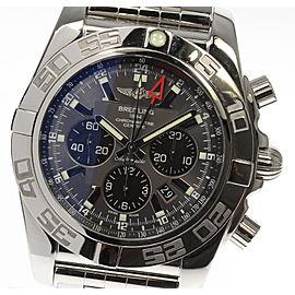 Breitling Chronomat GMT AB0410 47mm Mens Watch