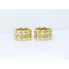 Cartier Honeymoon Earrings 18K Yellow Gold