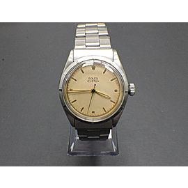 Rolex Oyster 6223 Vintage 34mm Unisex Watch