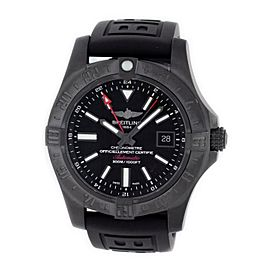 Breitling Avenger II GMT M3239010/BF04 43mm Mens Watch