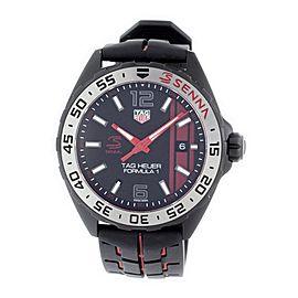 Tag Heuer Formula One Senna WAZ1014.FT8027 41mm Mens Watch