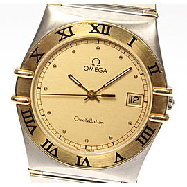 Omega Constellation 32mm Mens Watch