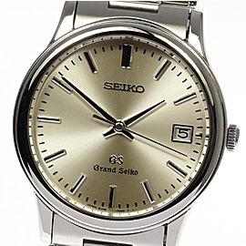 Seiko Grand SBGF013 / 8J56-700034mm Mens Watch