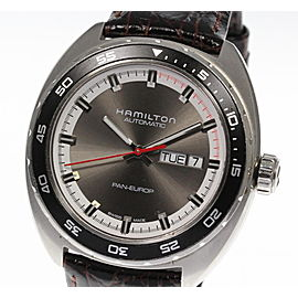 Hamilton Pan-Europ H354150 42mm Mens Watch