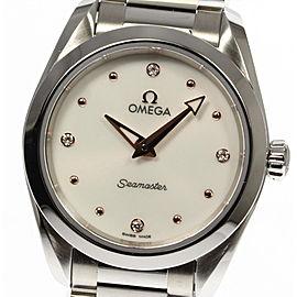 Omega Seamaster 220.10.28.60.54.001 28mm Womens Watch