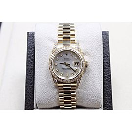 Rolex President 26mm Womens Watch
