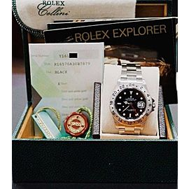 Rolex Explorer 16570 40mm Mens Watch