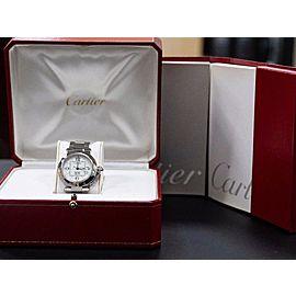 Cartier Pasha 2475 35mm Mens Watch