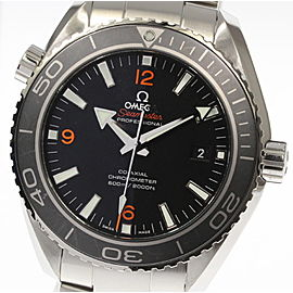 Omega Seamaster 600 Planet Ocean 232.30.46.21.01.003 45mm Mens Watch