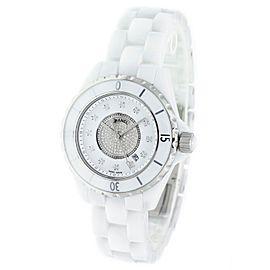 Chanel J12 H2123 33mm Womens Watch