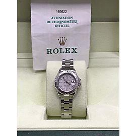 Rolex Yacht Master 169622 29mm Womens Watch