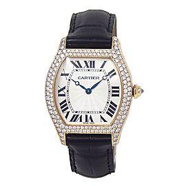 Cartier Tortue 2496 34mm Womens Watch