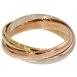 Cartier Trinity de Cartier Ring Size 6