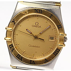 Omega Constellation 32mm Mens Watch