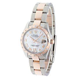 Rolex Datejust 178341 31mm Womens Watch