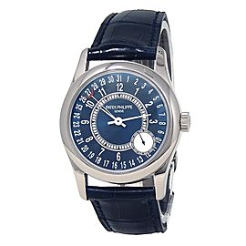 Patek Philippe Calatrava 6000G-012 37mm Mens Watch