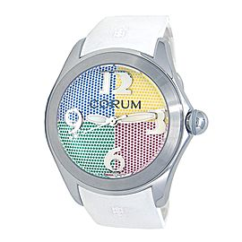 Corum Bubble 4 Colors L082/03302 42mm Mens Watch